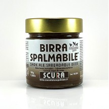 Birra Spalmabile Scura 280g