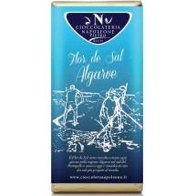 Tavoletta Cioccolato Fondente 70% cacao min. Sale dell'  Algarve 100g
