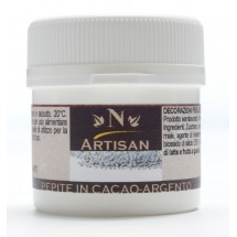 ARGENTO - Pepite perlate in cacao 9g