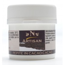 CACAO - Pepite perlate in cacao 9g