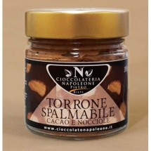 Torrone Spalmabile Cacao 200g