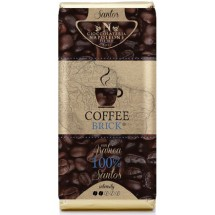 Coffee Brick - Santos 100g
