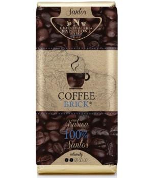 Coffee Brick - Santos 100g